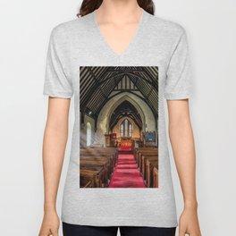 St John Church Unisex V-Neck