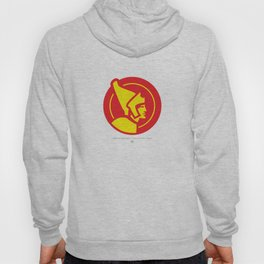 BABYLON WARRIORS  //  Dchl Co-Ed Floor Hockey Hoody