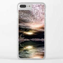 Alter Baum Clear iPhone Case