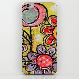 Tiny Garden Series iPhone Skin