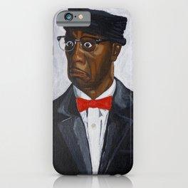 Leon Portrait iPhone Case
