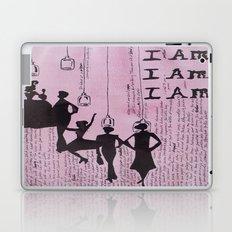 Under The Bell Jar  Laptop & iPad Skin
