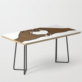 Heart Hands Coffee Table