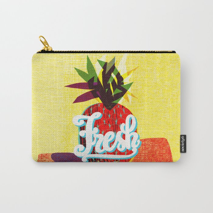 fresh flash Carry-All Pouch