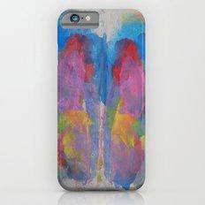 Pastel Ice Cream Butterfly iPhone 6s Slim Case