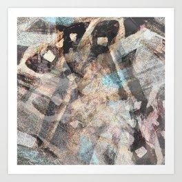 Roller Dam Variation #5 Art Print