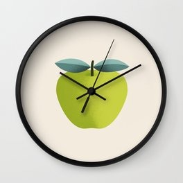 Apple 31 Wall Clock