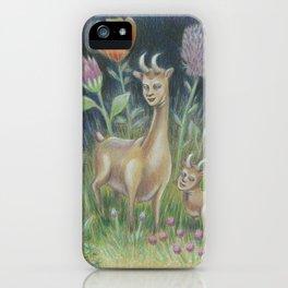 How to Glow in the Dark III:  Very Deer iPhone Case