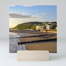 Cromer Beach, North Norfolk Coast Mini Art Print