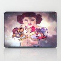princess leia iPad Cases featuring Leia by Artistic