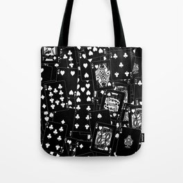 Suits You BLACK Tote Bag