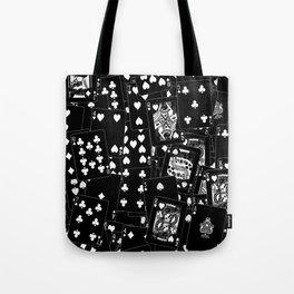 Suits You BLACK Tote Bag