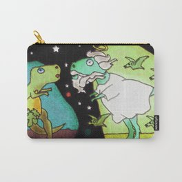 To Touch the Hand of God Carry-All Pouch