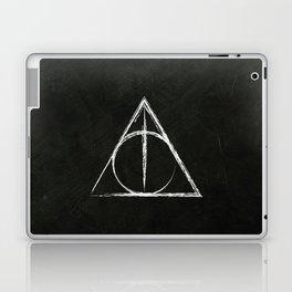 Deathly Hallows (Harry Potter) Laptop & iPad Skin