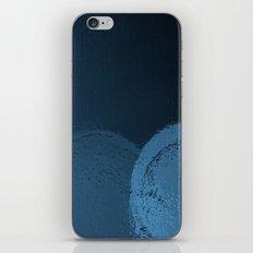 Dark Night Blues iPhone & iPod Skin