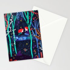 Darkest Part of the Forest Stationery Cards
