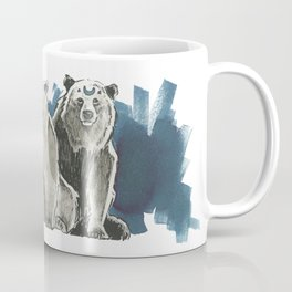 The Bear Clan Coffee Mug