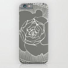 Rose Mandala Slim Case iPhone 6s