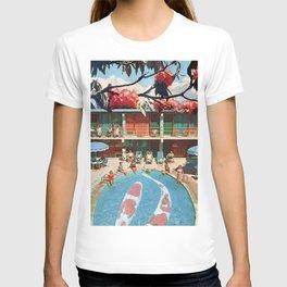 Hotel Koi T-shirt
