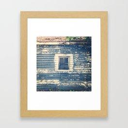 Distress Framed Art Print