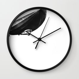 The Flight of Ferdinand Wall Clock