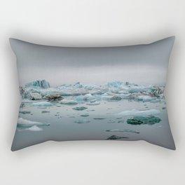 Ice Breaker Rectangular Pillow