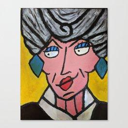 Dorothy Zbornak Canvas Print
