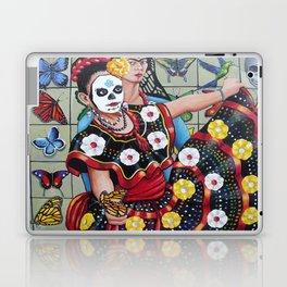 Viva la Vida con Frida Kahlo Laptop & iPad Skin
