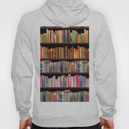 Vintage books ft Jane Austen & more Hoody