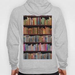 Vintage books ft Jane Austen & more Hoody