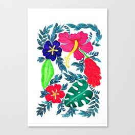 Island dream Canvas Print