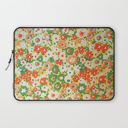 Sunset Garden Pattern No. 1 Laptop Sleeve