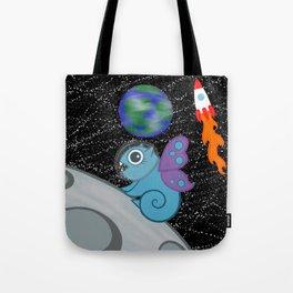 Elinor in space Tote Bag
