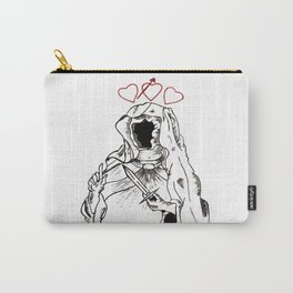 Ruler Of Love Carry-All Pouch