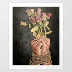 Bonds of Love Art Print