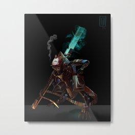 Universe 25 Metal Print