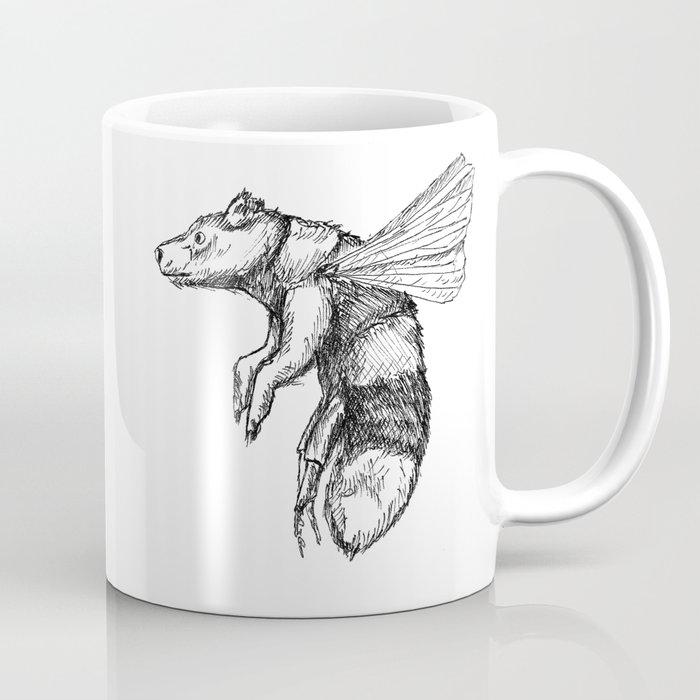Bumblebear Coffee Mug