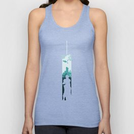 The Buster Sword Unisex Tank Top