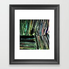 Are we recording Framed Art Print