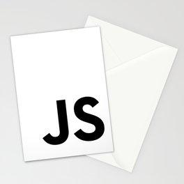 Javascript (JS) Stationery Cards