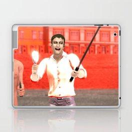 SquaRed: Selfie Laptop & iPad Skin