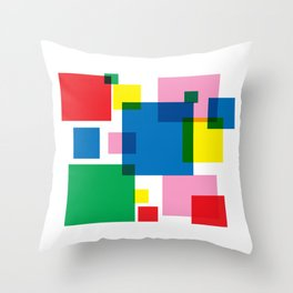 New Year 18 Throw Pillow
