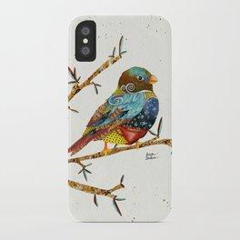 Twilight Bird 2 iPhone Case