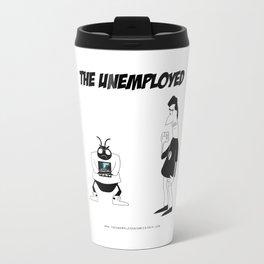 The Unemployed - Sam&Yoko Travel Mug