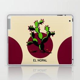 El Nopal Mexican Loteria Card Laptop & iPad Skin