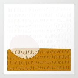 Coit Pattern 17 Art Print
