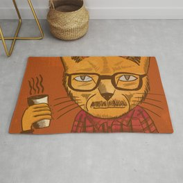 Working with designers is like herding cats Rug