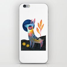 Meadow Donkey iPhone & iPod Skin