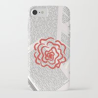 lolita iPhone & iPod Cases featuring Lolita by Lina Elyse Patton