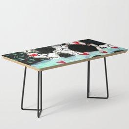Falling Hearts Coffee Table
